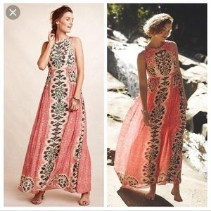 Bhanuni by Jyoti Maxi Dress - Anthropologie